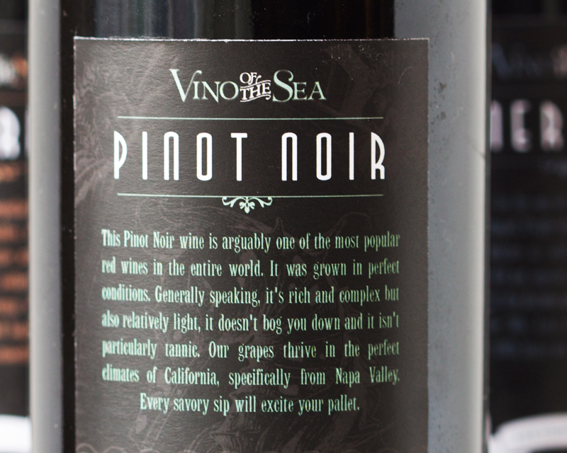 vino of the sea